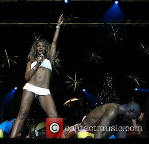 Sinitta Hit Factory Live's 'Christmas Cracker' at The O2 Arena London - Performances  Featuring: Sinitta Where: London, United Kingdom...