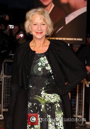Helen Mirren Lands Walk Of Fame Honour