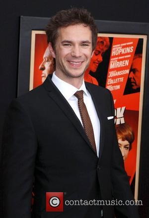 James D'Arcy,  at the 'Hitchcock' premiere at the Ziegfeld Theater. New York City, USA - 18.11.12 **Not Available for...