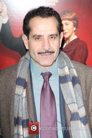 Tony Shalhoub,  at the 'Hitchcock' premiere at the Ziegfeld Theater. New York City, USA - 18.11.12