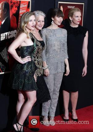 Scarlett Johansson, Helen Mirren, Jessica Biel and Toni Collette