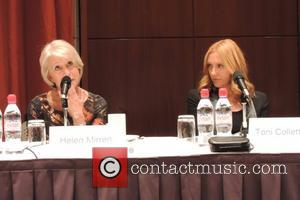 Helen Mirren and Toni Collette
