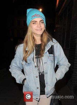Cara Delevigne, Rihanna, Forum and Kentish Town
