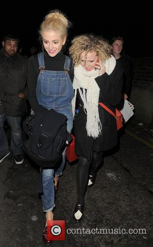Pixie Lott, Rihanna, Forum and Kentish Town