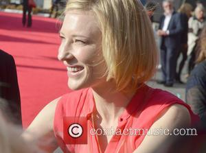 Cate Blanchett, Hobbit Premiere, Embassy, Wellington and New Zealand