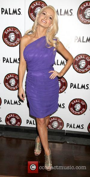 Holly Madison and Palms Hotel
