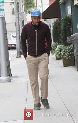 Ben Harper out and about in Beverly Hills Los Angeles, California - 06.02.12