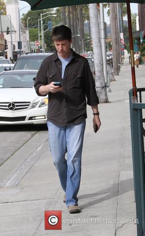 Sean Hayes out and about in Beverly Hills Los Angeles, California - 06.02.12