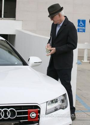 Steve Martin leaves the doctors office Los Angeles, California - 06.02.12