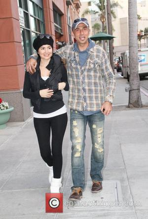 Shaun Toub out and about with his wife in Beverly Hills Beverly Hills, California - 06.03.12