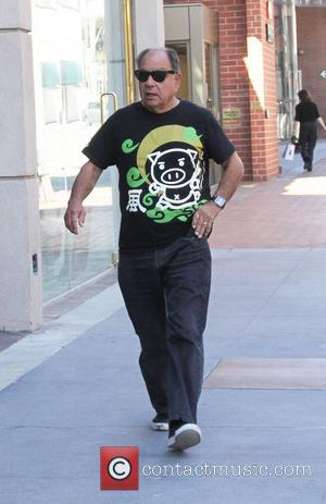 Cheech Marin leaves a medical building in Beverly Hills Beverly Hills, California - 21.02.12