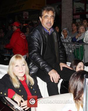 2012 Hollywood Christmas Parade Benefiting Marine Toys For Tots - Show  Featuring: Joe MantegnaWhere: Los Angeles, California, United States...