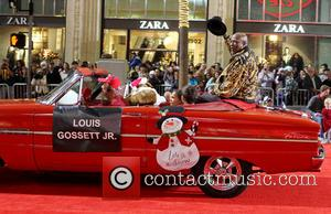 2012 Hollywood Christmas Parade Benefiting Marine Toys For Tots - Show  Featuring: Louis Gossett Jr.Where: Los Angeles, California, United...