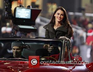 2012 Hollywood Christmas Parade Benefiting Marine Toys For Tots - Show  Featuring: Jessica LowndesWhere: Los Angeles, California, United States...