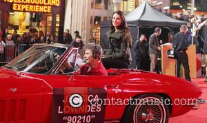 Hollywood Christmas Parade Benefiting, Marine Toys For Tots and Show
