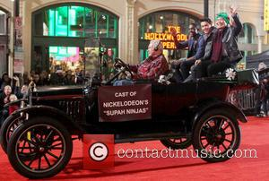 2012 Hollywood Christmas Parade Benefiting Marine Toys For Tots - Show  Featuring: George TakeiWhere: Los Angeles, California, United States...