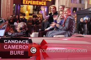 2012 Hollywood Christmas Parade Benefiting Marine Toys For Tots - Show  Featuring: Valeri Bure, Candace Cameron, Natasha Valerievna Bure,...