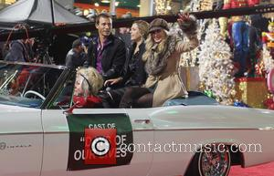 2012 Hollywood Christmas Parade Benefiting Marine Toys For Tots - Show  Featuring: Cast of Days of our LivesWhere: Los...