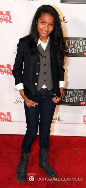 2012 Hollywood Christmas Parade Benefiting Marine Toys For Tots - Show  Featuring: Yara ShahidiWhere: Hollywood, California, United States When:...