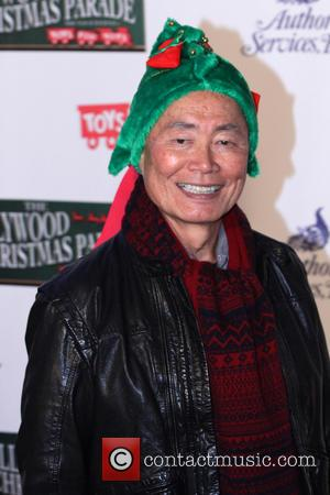 2012 Hollywood Christmas Parade Benefiting Marine Toys For Tots - Show  Featuring: George TakeiWhere: Hollywood, California, United States When:...