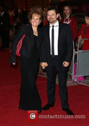 Lorraine Ashbourne and Andy Serkis Launch dinner for the new Hollywood Costume exhibition at the V&A Museum London, England -...