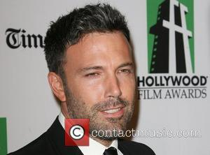 Awards Already Rolling In For Ben Affleck's Argo