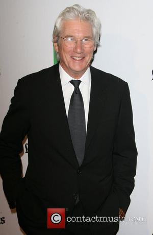 Richard Gere 16th Annual Hollywood Film Awards Gala Presented by The Los Angeles Times held at Beverly Hilton Hotel Beverly...