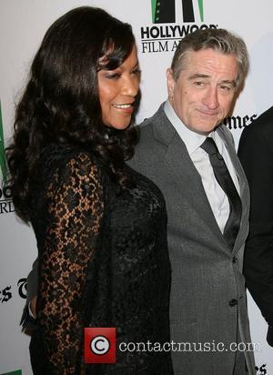 Robert De Niro and Grace Hightower De Niro