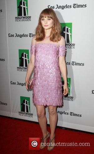 Bella Heathcote 16th Annual Hollywood Film Awards Gala held at the Beverly Hilton Hotel Beverly Hills, California - 22.10.12