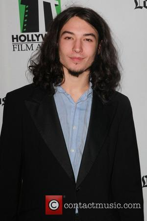 Ezra Miller 16th Annual Hollywood Film Awards Gala held at the Beverly Hilton Hotel Beverly Hills, California - 22.10.12