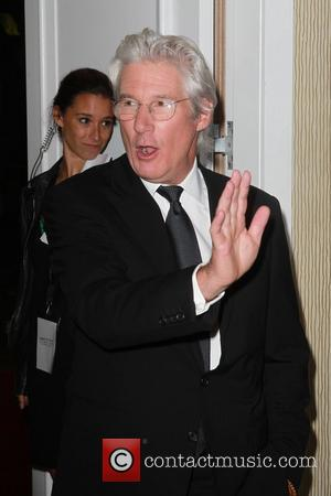 Richard Gere Unaware Of Golden Globe Nomination During India Trip