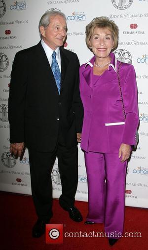 Judy Sheindlin and husband Jerry Sheindlin Women's Guild Cedars-Sinai Honors Wendy & Leonard Goldberg with Premier