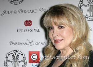 Stevie Nicks Women's Guild Cedars-Sinai Honors Wendy & Leonard Goldberg with Premier