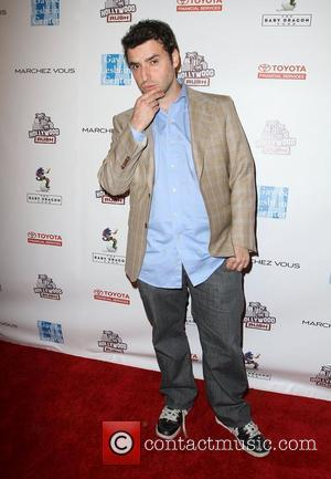 David Krumholtz 2nd Annual Hollywood Rush Benefiting The Baby Dragon Fund held at the Wilshire Ebell Theater Los Angeles, California...