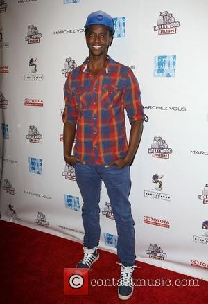 Edi Gathegi 2nd Annual Hollywood Rush Benefiting The Baby Dragon Fund held at the Wilshire Ebell Theater Los Angeles, California...