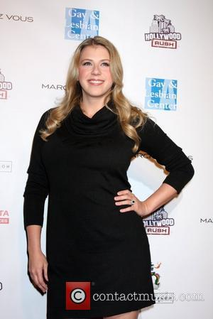 Jodie Sweetin  2nd Annual Hollywood Rush Benefiting The Baby Dragon Fund held at the Wilshire Ebell Theater  Los...