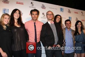 Jodie Sweetin, Aimee Garcia and David Krumholtz