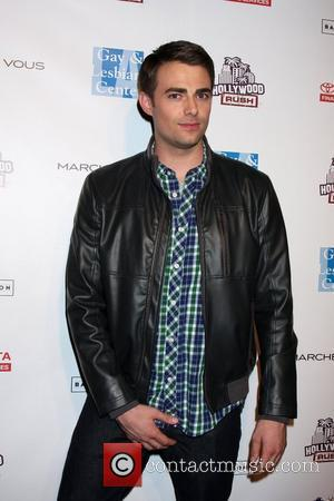 Jonathan Bennett  2nd Annual Hollywood Rush Benefiting The Baby Dragon Fund held at the Wilshire Ebell Theater  Los...