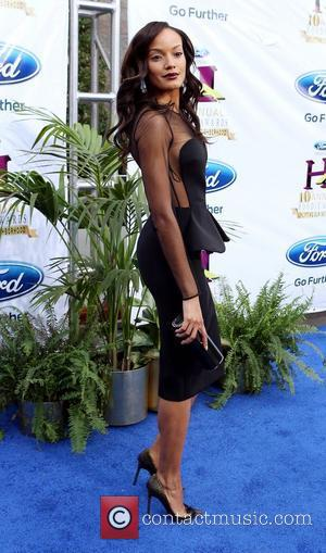 Selita Ebanks The 10th Annual Ford Hoodie Awards at MGM Grand Garden Arena - Arrivals  Las Vegas, Nevada -...