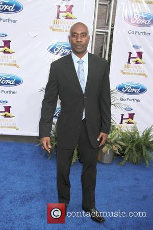 Morris Chestnut The 10th Annual Ford Hoodie Awards at MGM Grand Garden Arena - Arrivals  Las Vegas, Nevada -...