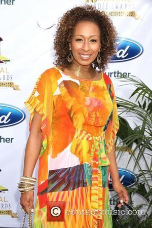 Tamara Tunie The 10th Annual Ford Hoodie Awards at MGM Grand Garden Arena - Arrivals  Las Vegas, Nevada -...