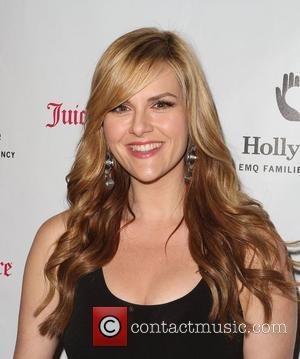 Sara Rue at The Hooray for Hollygrove event celebrating 100 years held at The Hollywood Museum. Hollywood, California - 25.04.12