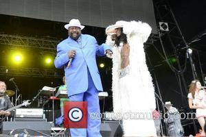 George Clinton and Hop Farm