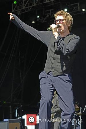 Psychedelic Furs, Richard Butler and Hop Farm