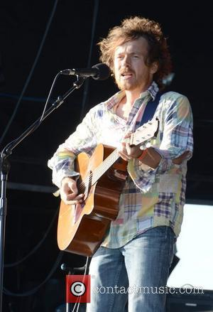 Damien Rice Hop Farm Music Festival 2012 - Day 2 Paddock Wood, Kent - 30.06.12.
