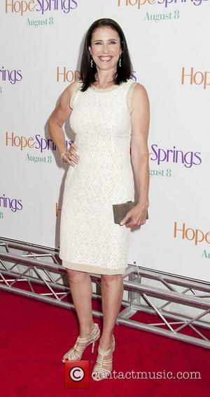 Mimi Rogers Premiere of 'Hope Springs' at the SVA Theater. New York City, USA - 06.08.12
