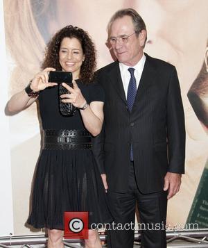 Tommy Lee Jones and Meryl Streep