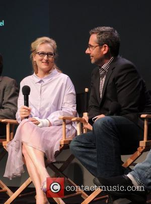 Meryl Streep and Steve Carell