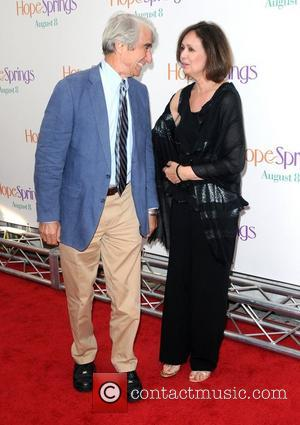 Sam Waterston New York Premiere of 'Hope Springs' at the SVA Theater - Arrivals New York City, USA - 06.08.12
