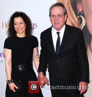 Tommy Lee Jones New York Premiere of 'Hope Springs' at the SVA Theater - Arrivals New York City, USA -...
